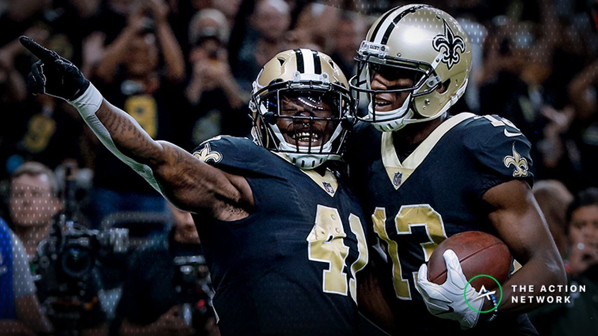 Divisional Round Fantasy Football Half-Point PPR Rankings: Flex article feature image