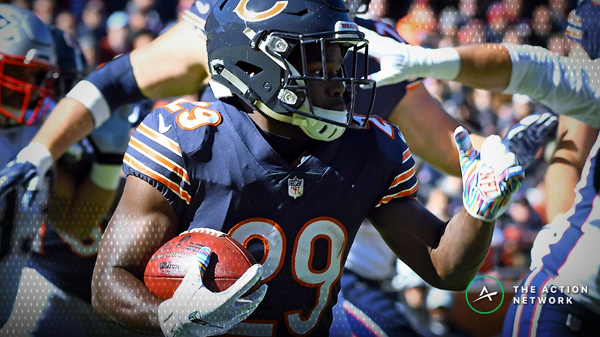 Week 8 Fantasy Football PPR Rankings: RB article feature image