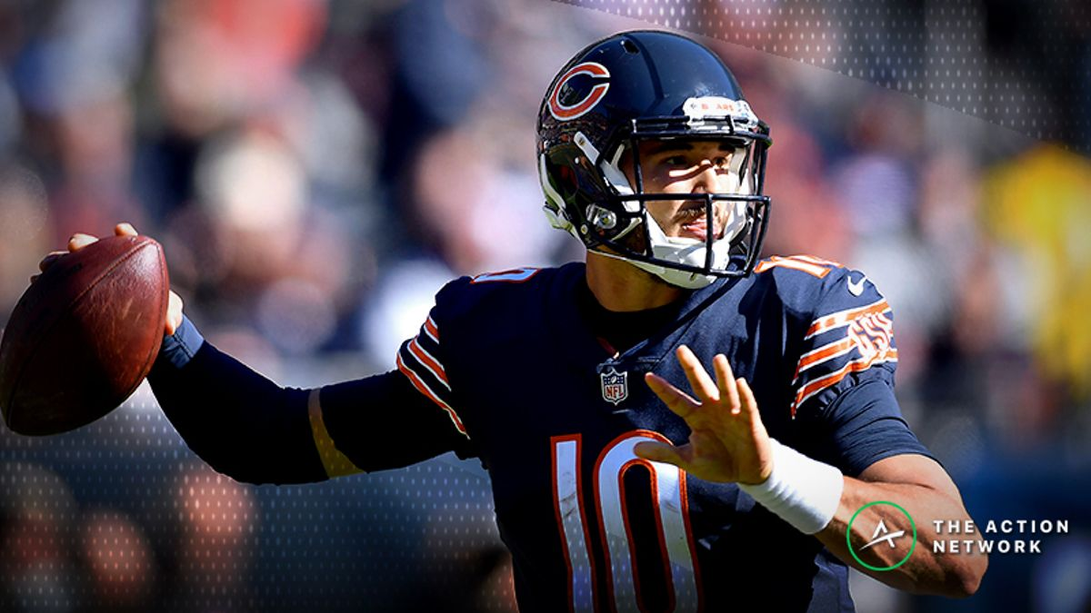 Fantasy Football QB Report: Stream Mitchell Trubisky, Plus Other Week 8 Starts article feature image