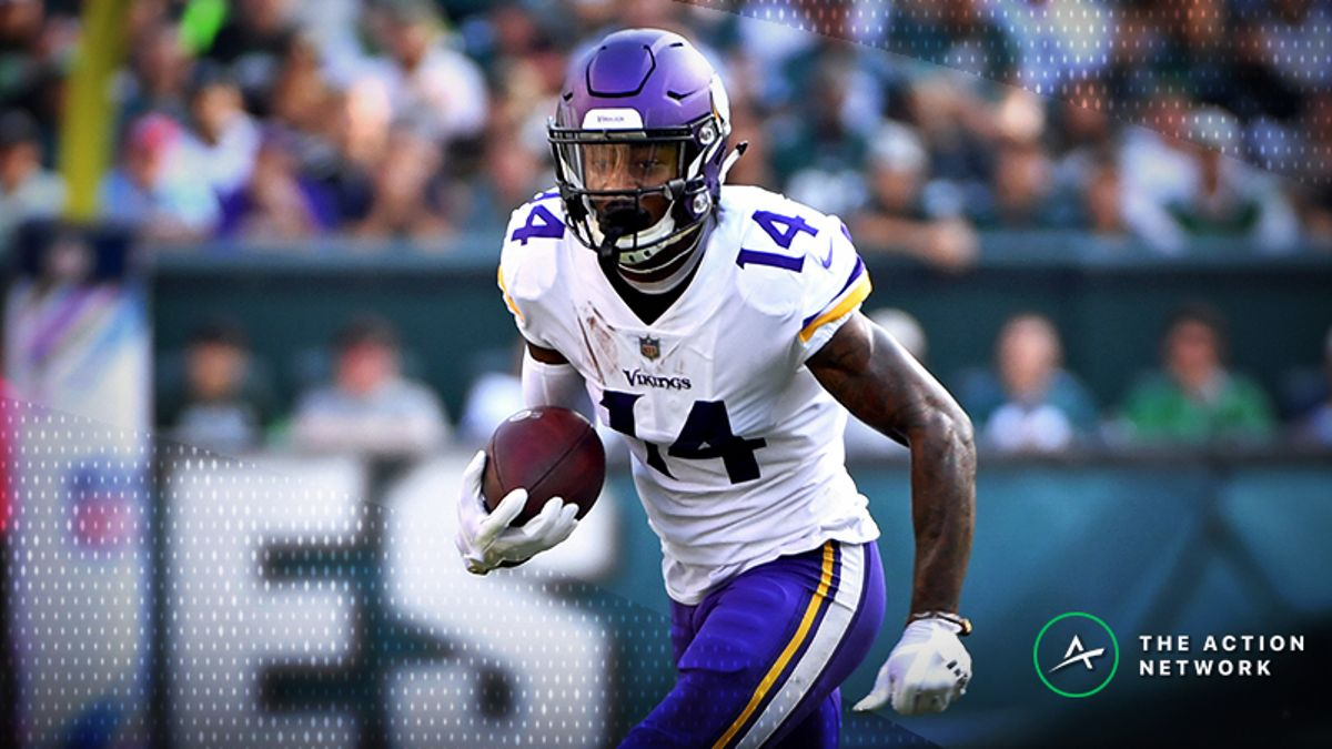 Week 8 Fantasy Football Half-Point PPR Rankings: WR article feature image