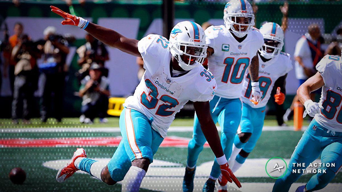 NFL Week 8 Fantasy Football Start or Sit Mailbag: Kenyan Drake in Sneaky Good Spot at Texans article feature image