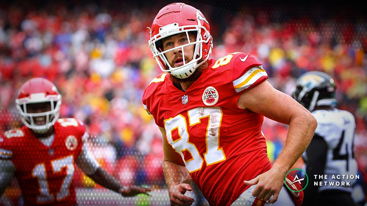 Fantasy Football TE Report: The Unanimous No. 1, Plus Other Week 8 Starts article feature image