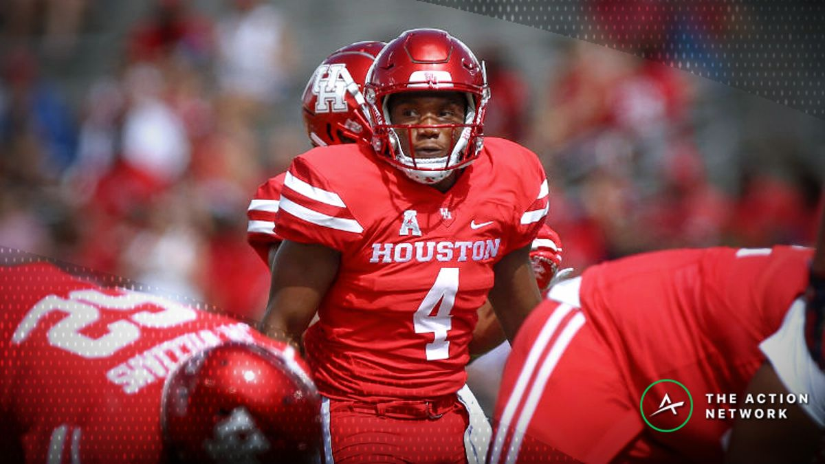 Houston-Tulsa Betting Preview: Cougars Playing at Historically Fast Pace article feature image