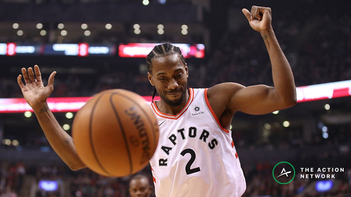 Dr. Moore & Mr. Wob: Lakers Panic, Buying the Raptors, Contract-Year Kemba, More article feature image