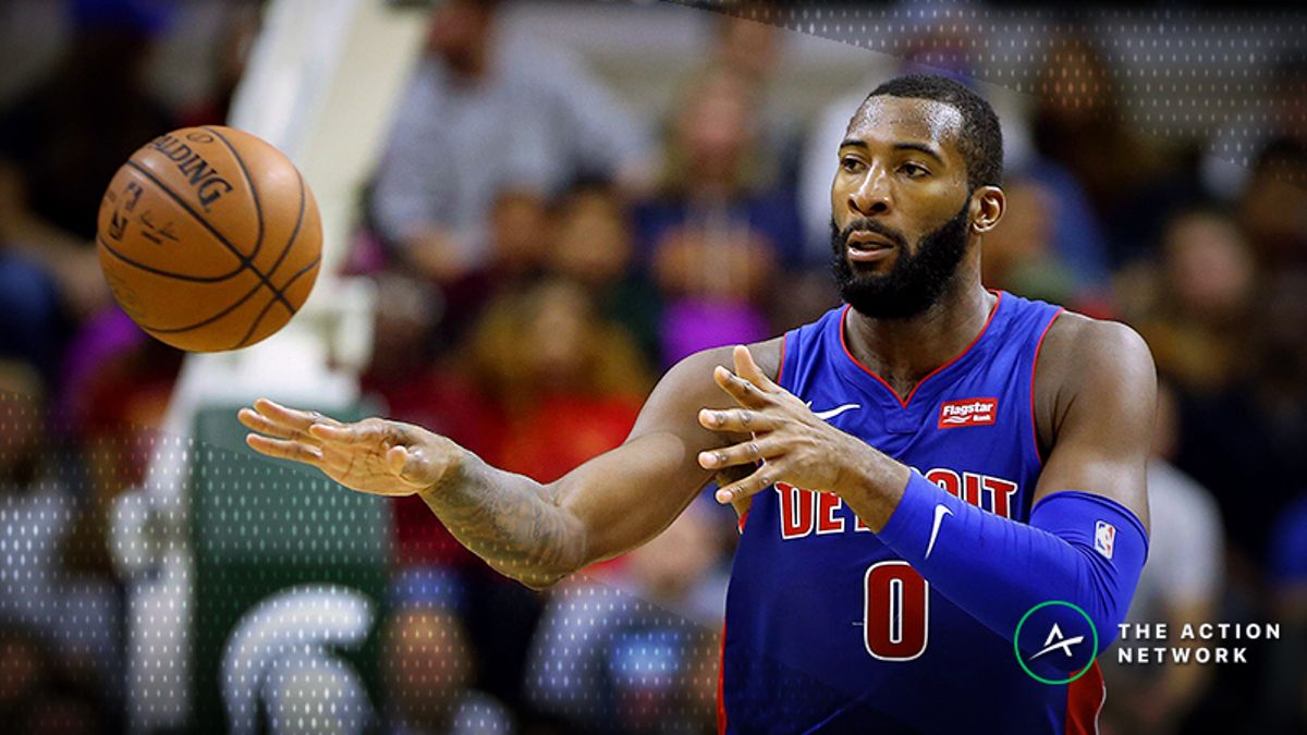 Thursday's Best NBA Player Props: Betting Andre Drummond Over/Under 16 Points, More article feature image