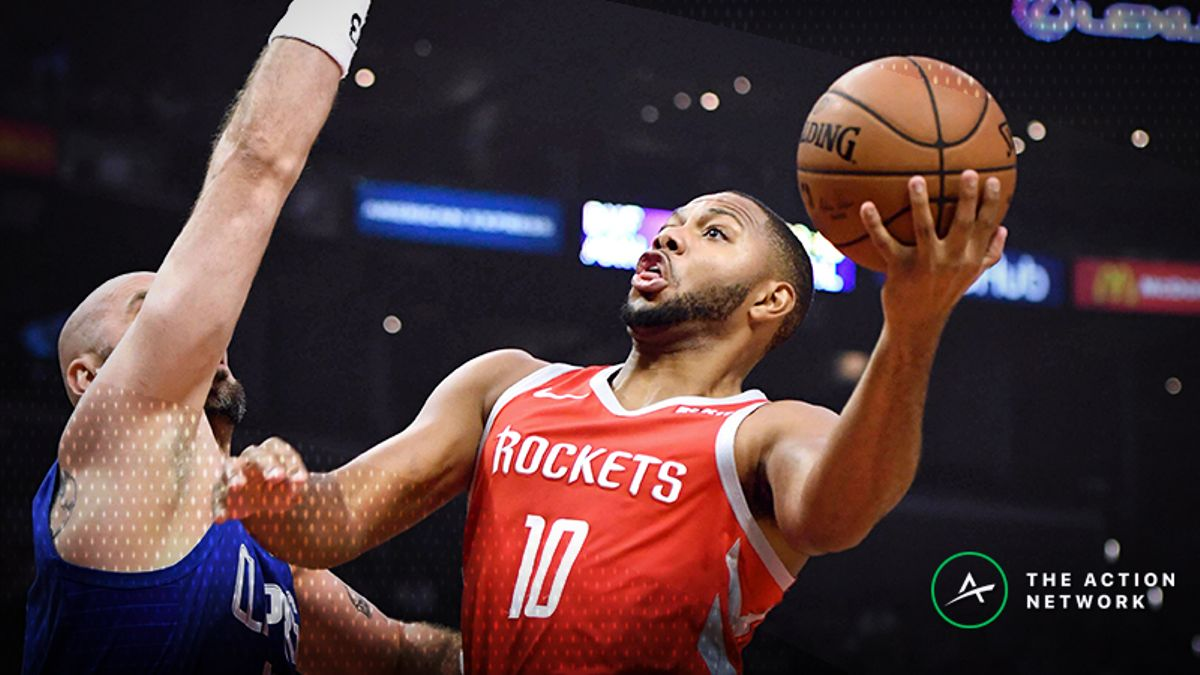 Tuesday's Best NBA Player Props: Betting Eric Gordon Points, More article feature image
