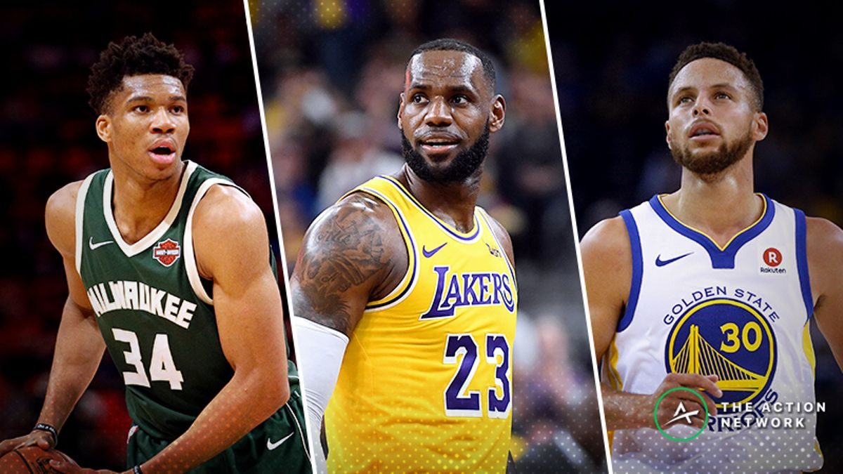 Moore: Final NBA Season Win Total Predictions for All 30 Teams article feature image