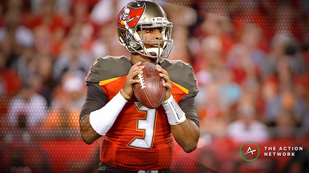 NFL Week 6 Fantasy QB Breakdown: Jameis Winston Has No. 1 Potential in Atlanta article feature image