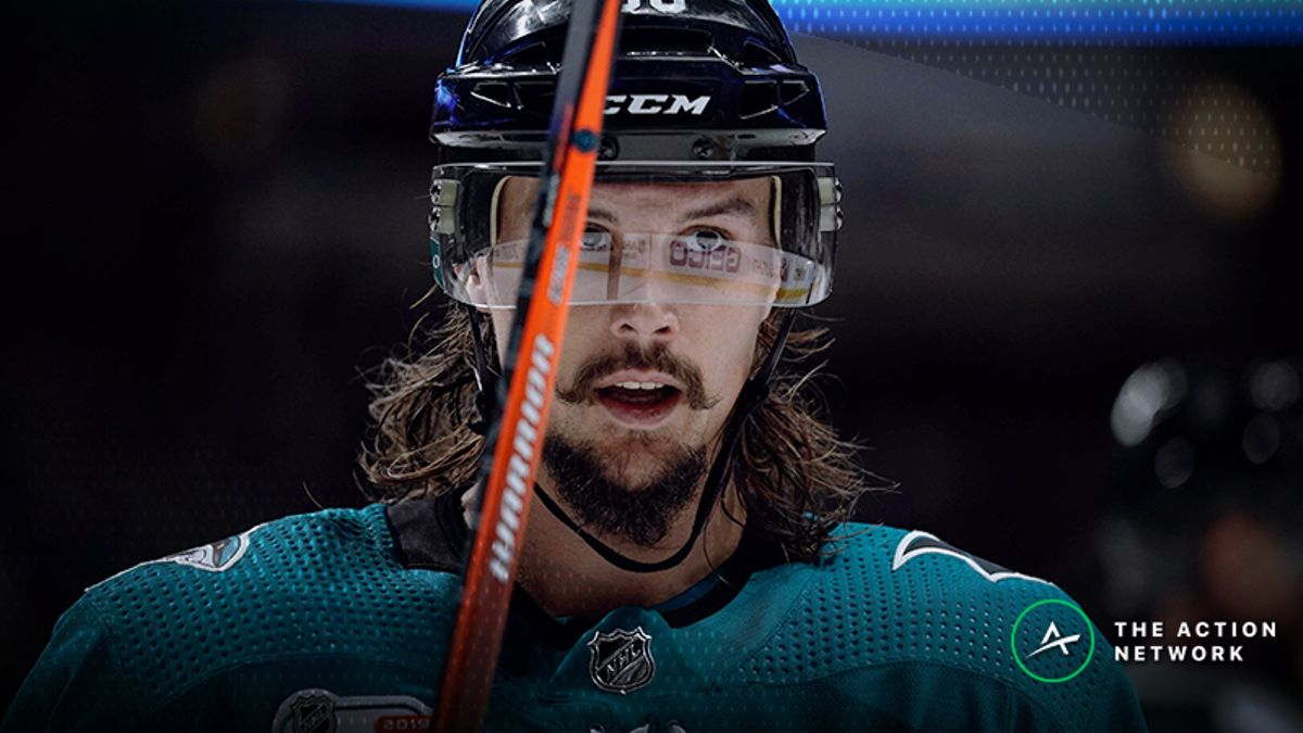 Top NHL Prop Bets for Friday: Erik Karlsson Over/Under 2.5 Shots on Goal? article feature image