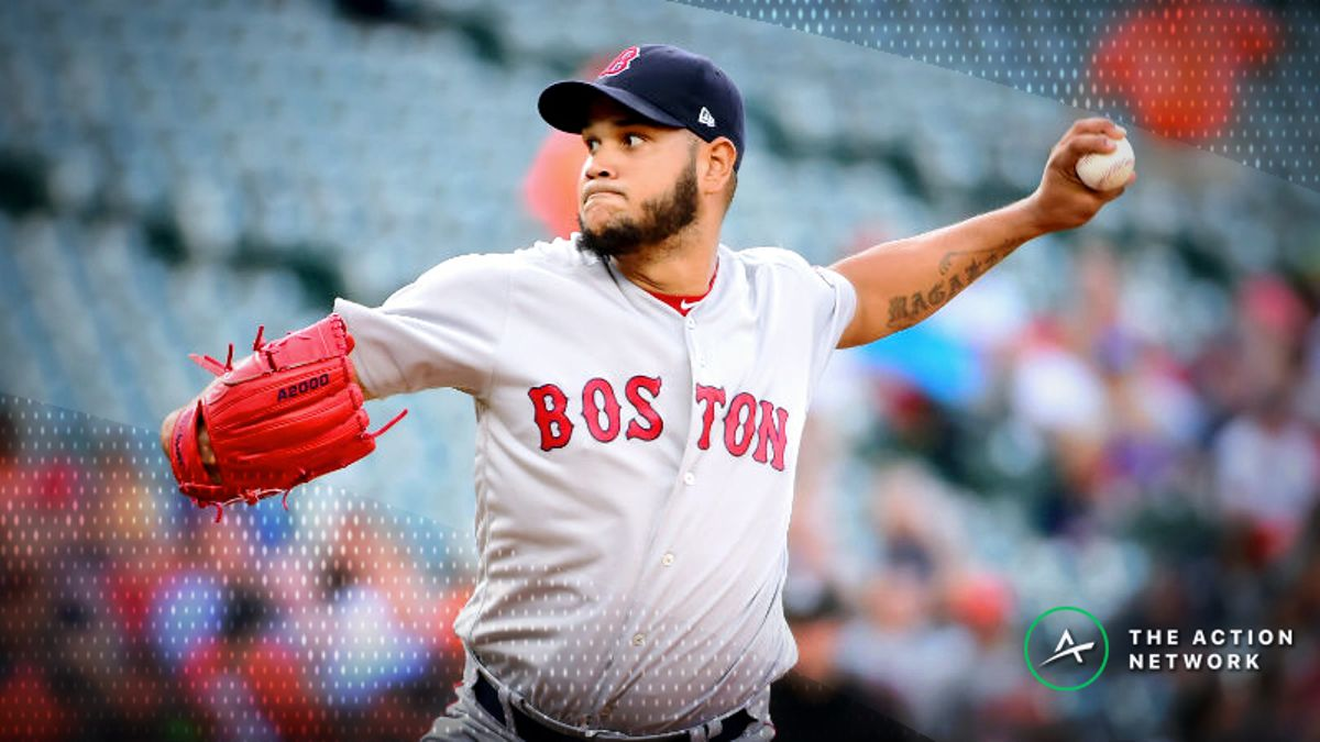 Zylbert: Will Eduardo Rodriguez Thrive in First Playoff Start For Red Sox? article feature image