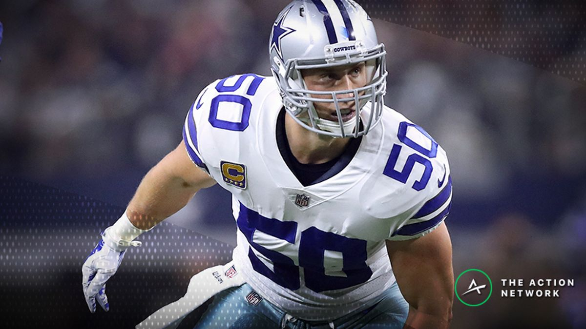 Sean Lee's Return Will Be Key in the Cowboys' MNF Showdown with the Titans article feature image