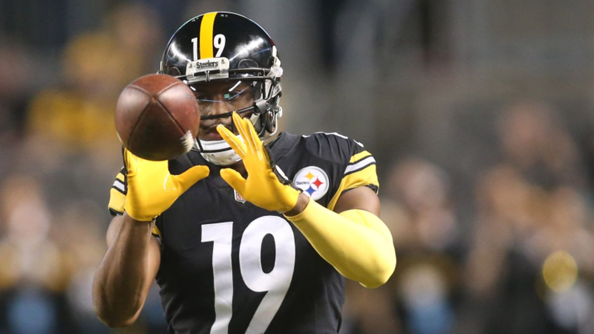 JuJu Smith-Schuster Fantasy Football Rankings, 2019 Projections, Analysis, More article feature image