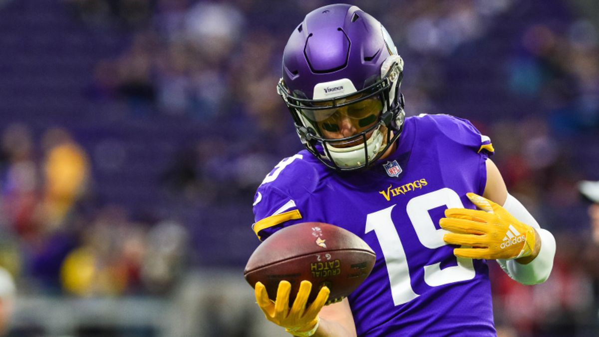 Adam Thielen Fantasy Football Rankings, 2019 Projections, Analysis, More article feature image