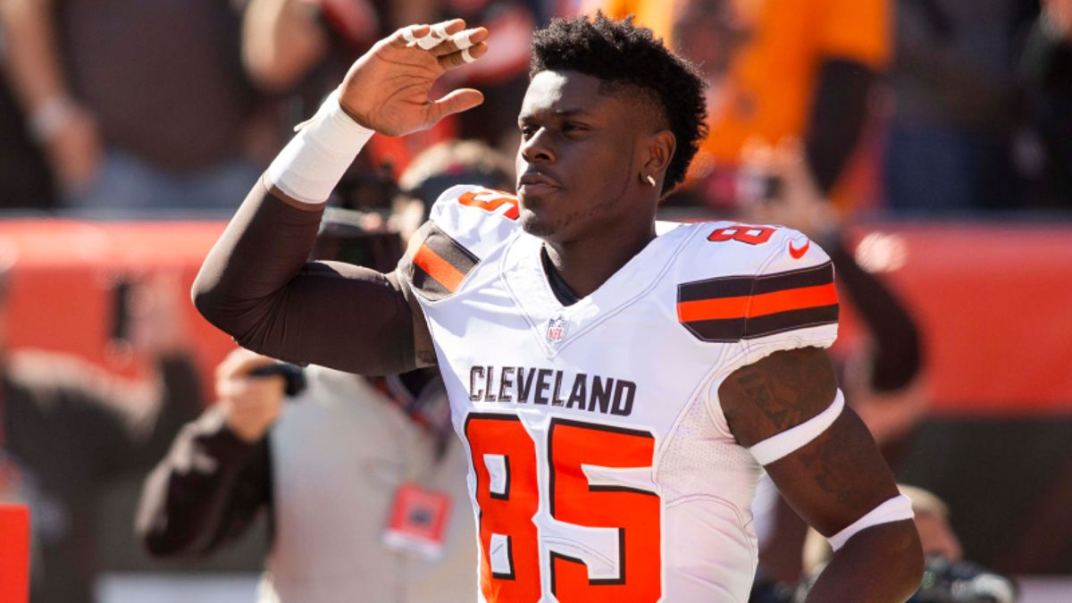 David Njoku Fantasy Football Rankings, 2019 Projections, Analysis, More article feature image