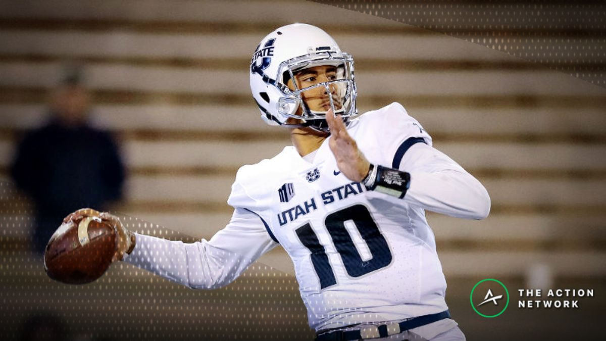 Betting Utah State-BYU: There's a Lot to Like About the Aggies article feature image