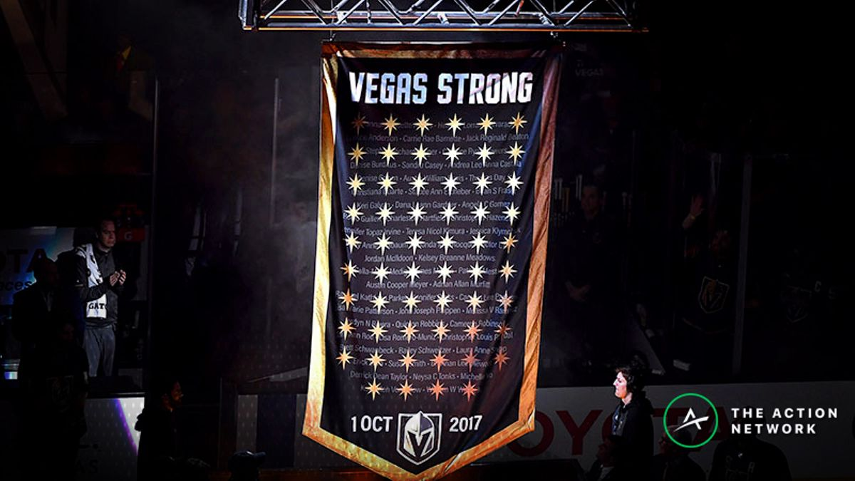 BlackJack: 3 Ways I'm Backing the Golden Knights in Their Glorious Return article feature image