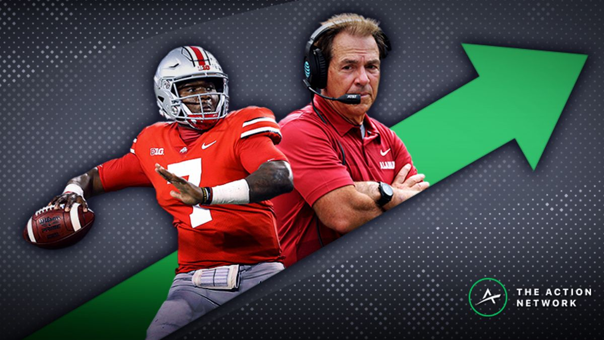 2018 College Football Rankings, Week 8: AP Top 25 Poll, Coaches Poll, Vegas Ratings article feature image