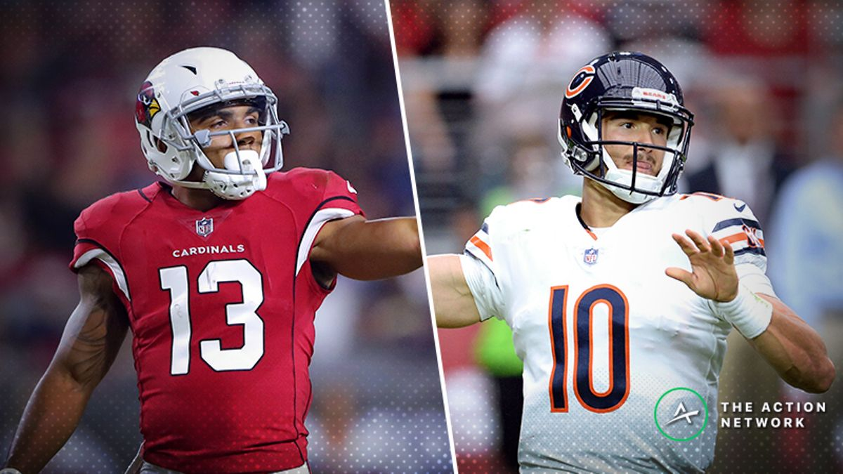 Fantasy Football Waiver Wire Targets For Week 7 Buy Christian Kirk Mitchell Trubisky More The Action Network