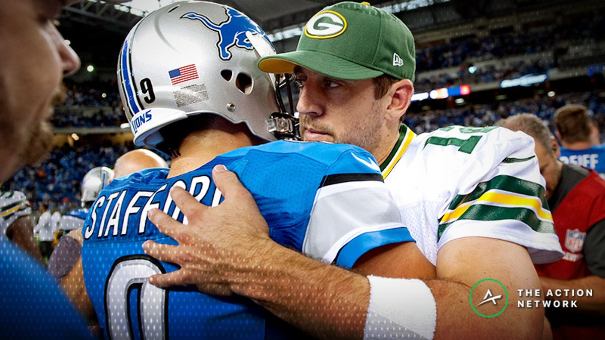 Week 5 NFL Picks Straight Up: Our Experts Like Weekend's Biggest Favorites, Split on Packers-Lions article feature image