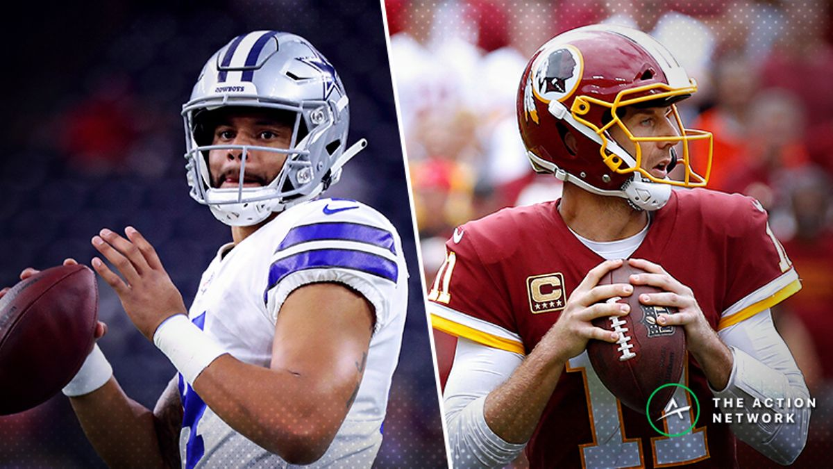 Week 7 NFL Picks Straight Up: Experts like Redskins to Upset Cowboys, Unanimous on Big Favorites article feature image