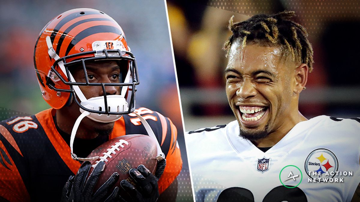 NFL Week 6 WR/CB Matchups: A.J. Green and Joe Haden Set for Another Battle, More Shadow Dates article feature image