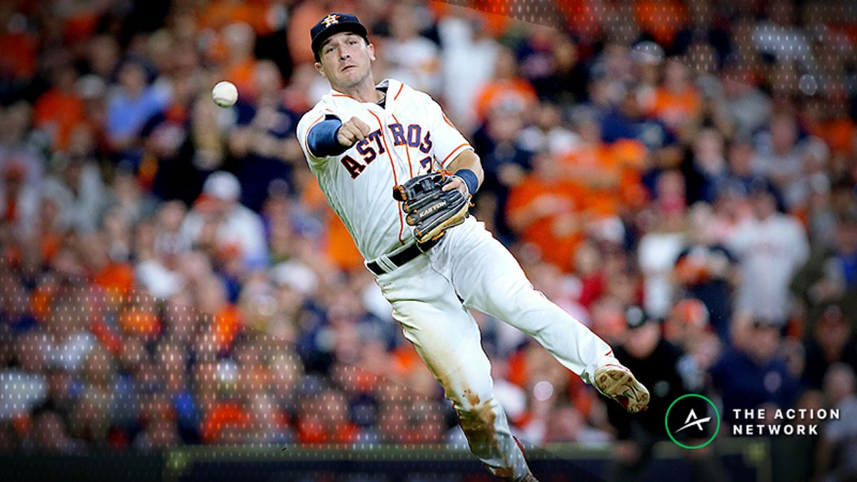 Lo Duca: How I'm Betting Red Sox-Astros Game 5 article feature image