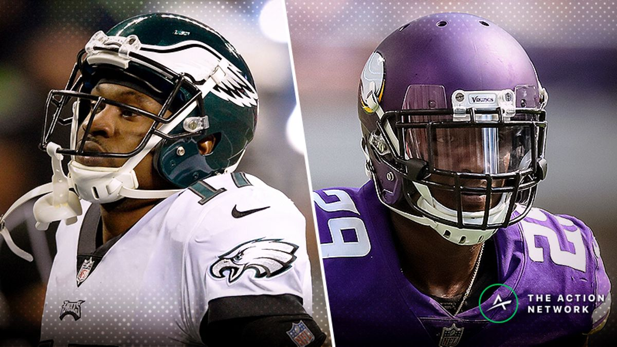 NFL Week 5 WR/CB Matchups: Xavier Rhodes Squares Off with Alshon Jeffery, More Shadow Dates article feature image