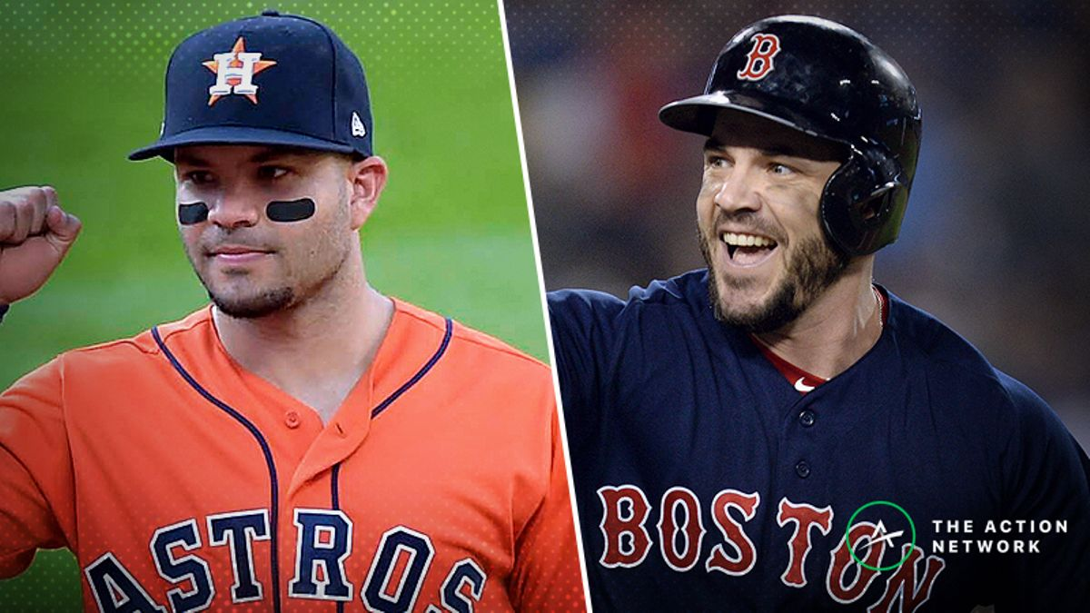 MLB Betting Tip: Wait to Bet Red Sox, Astros to Win 2019 World Series article feature image
