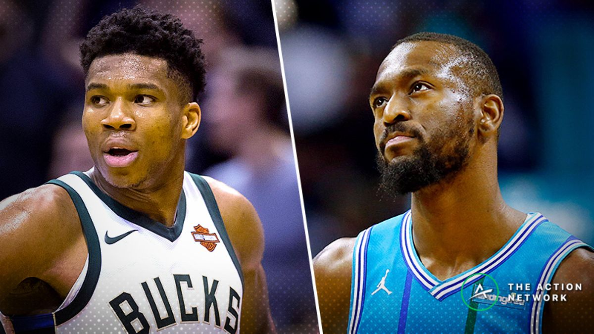 Moore: Bucks-Hornets Is a Clash of Basketball Hype vs. Betting Trends article feature image