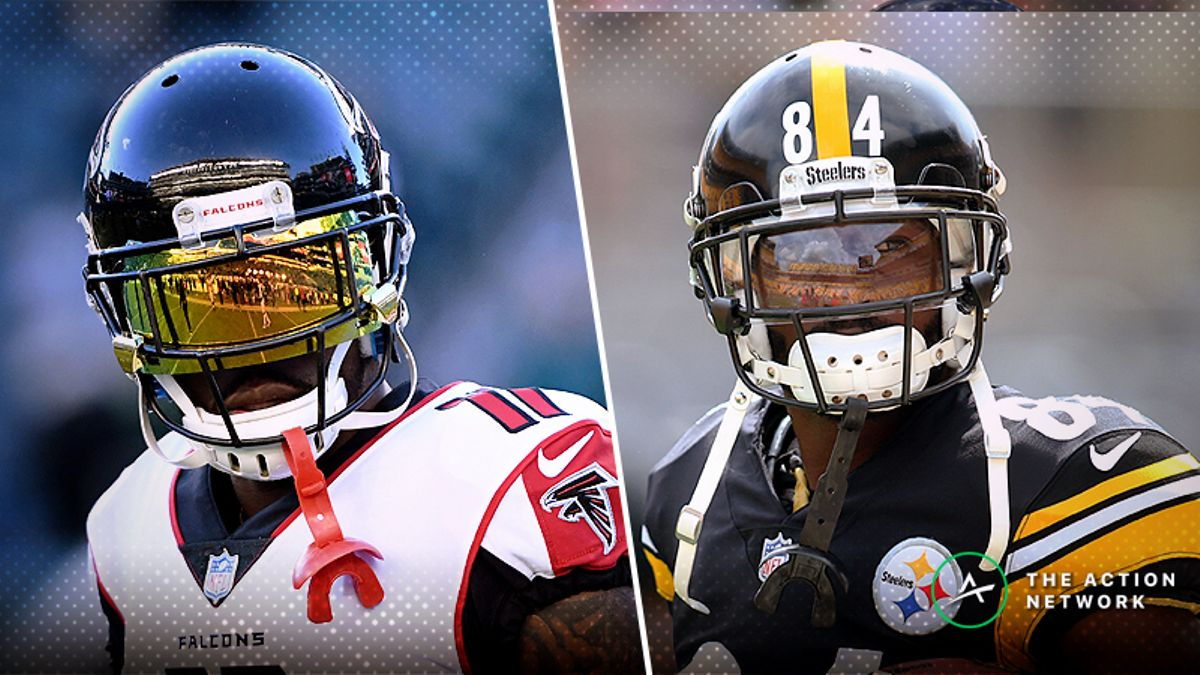 Falcons-Steelers Betting Preview: Buckle Up for a Shootout? article feature image