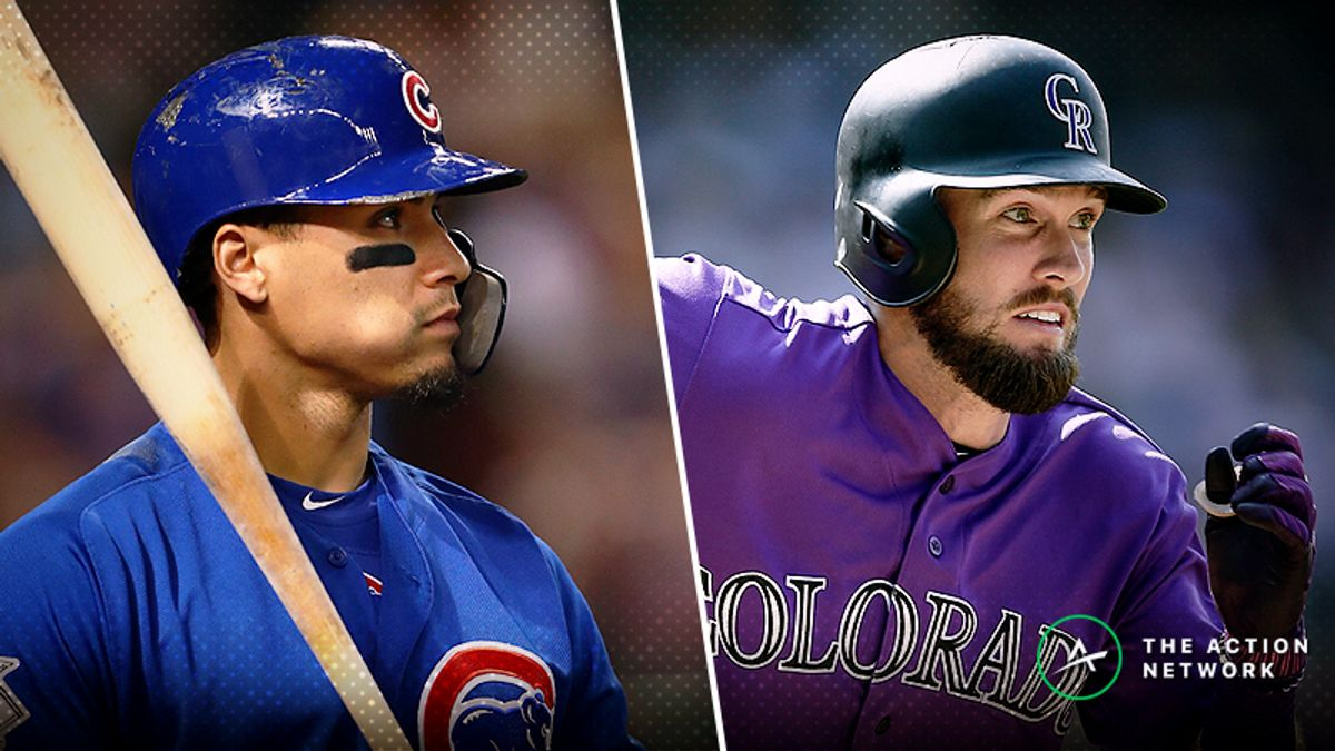 Zylbert: Banking on Starting Pitcher Regression in Rockies-Cubs article feature image