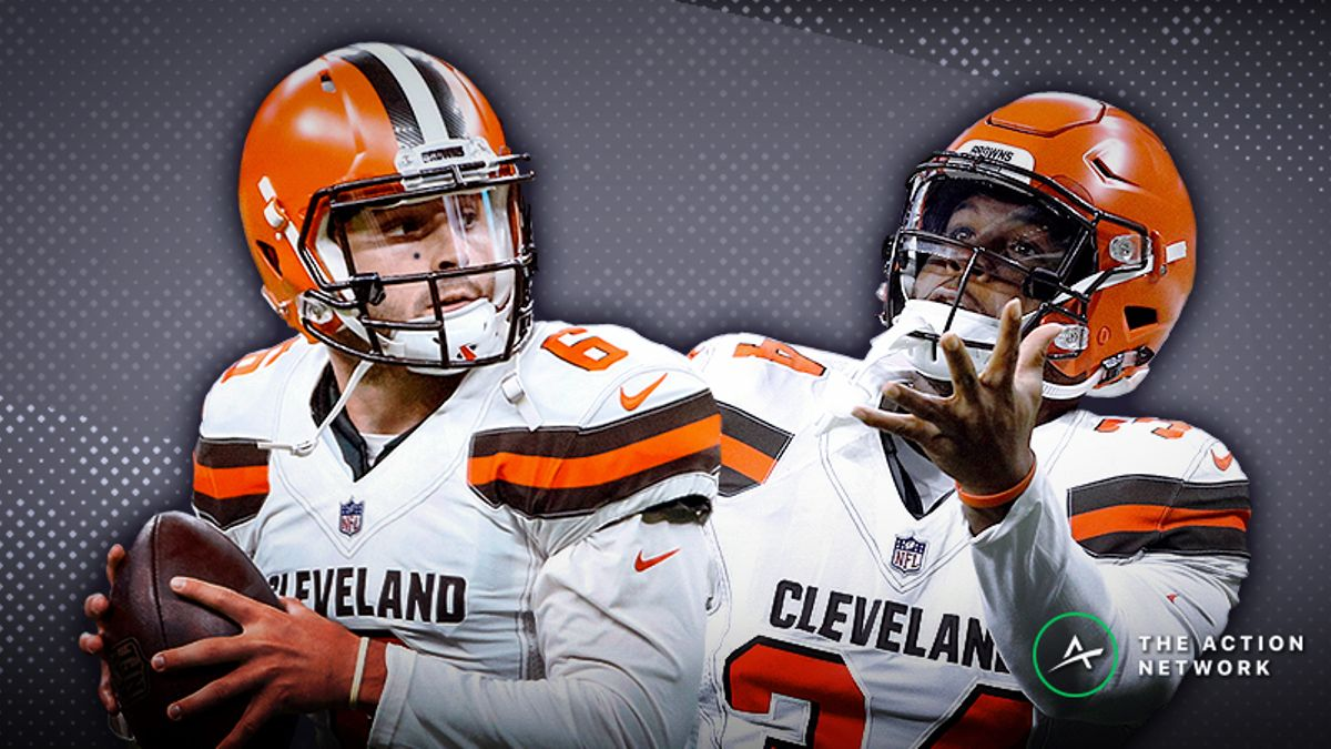 Week 6 Fantasy Football Trade Targets: Baker Mayfield's Breakout is Coming article feature image