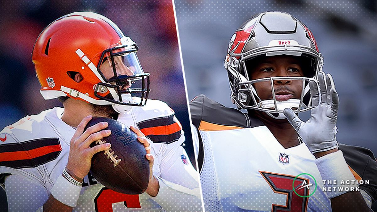 Browns-Bucs Betting Preview: Will Another Over Cash in a Tampa Game? article feature image