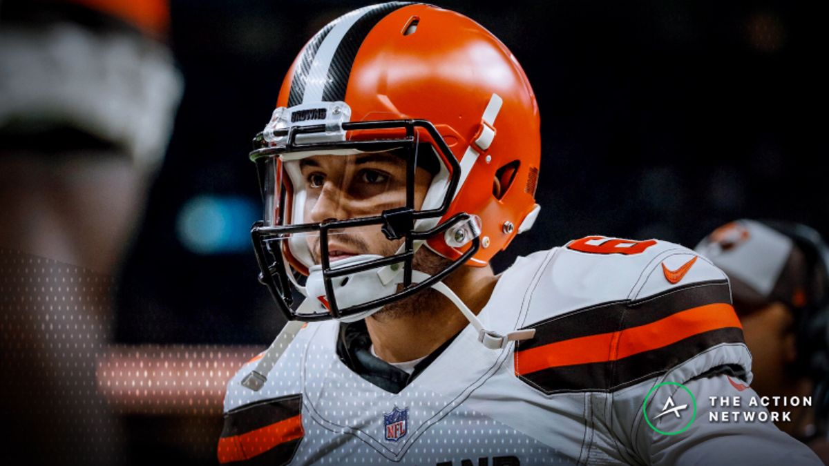 Public Bettors Still Not Ready to Buy the Cleveland Browns article feature image