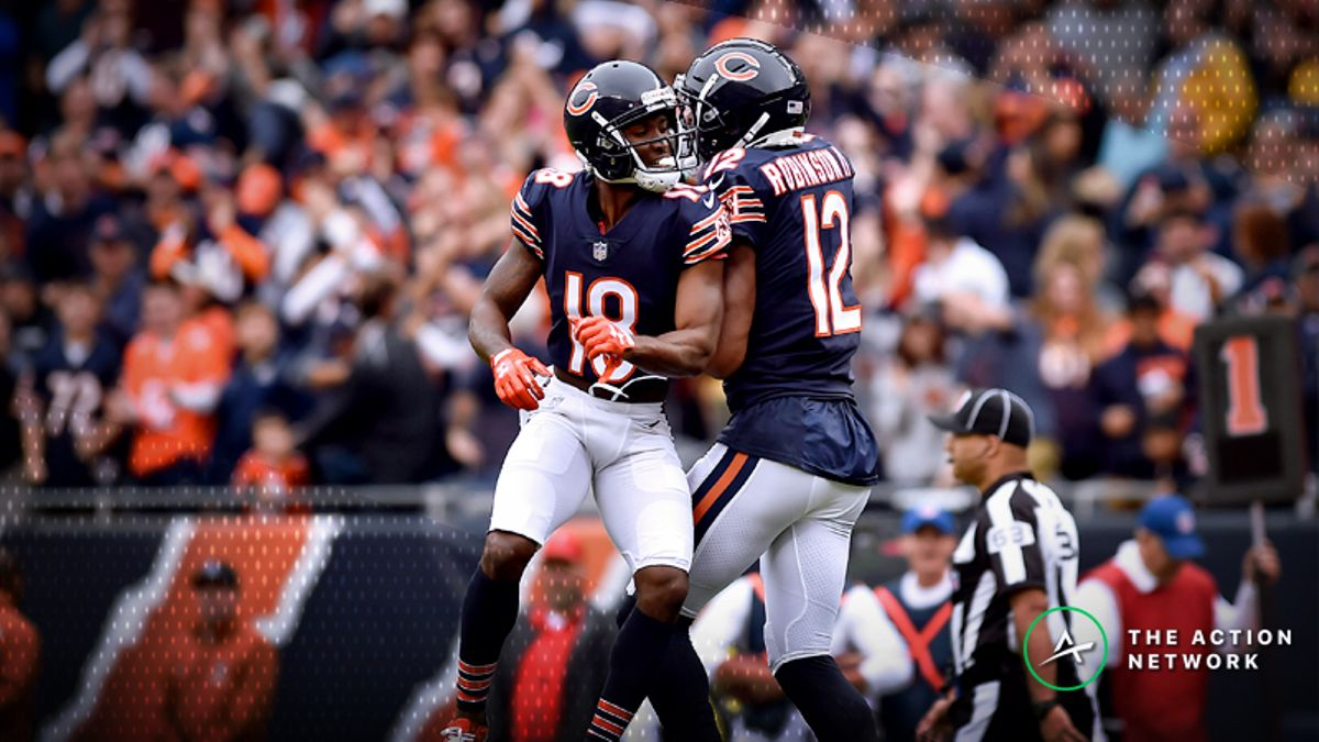Bears-Dolphins a Popular Target of Early Sharp Betting Action article feature image