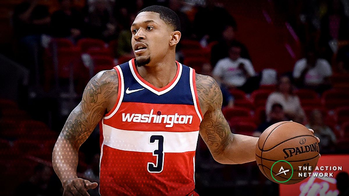 Monday's Best NBA Player Props: Betting Bradley Beal Assists, More article feature image