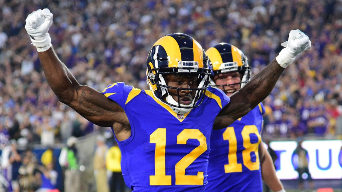 Brandin Cooks Fantasy Football Rankings, 2019 Projections, Analysis, More article feature image