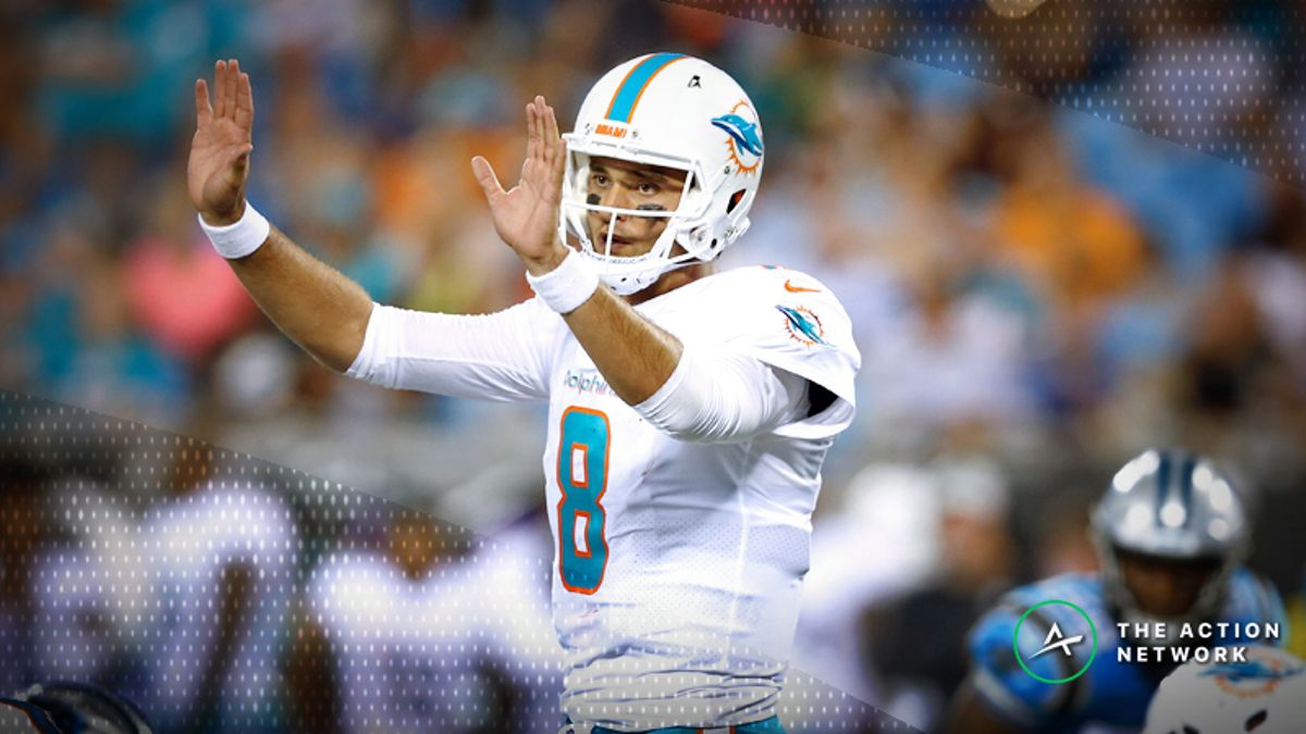 Lions-Dolphins Betting Preview: Do You Dare Wager on Brock Osweiler? article feature image