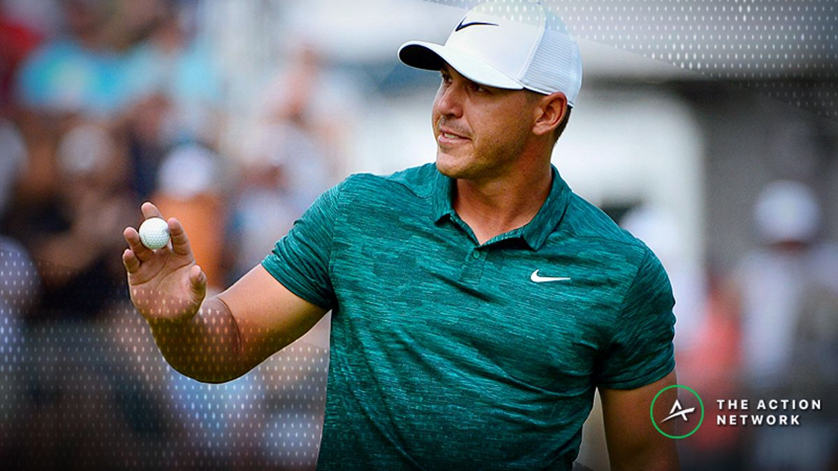 Sobel: Handicapping Brooks Koepka's Odds of Holding on to the No. 1 Ranking article feature image