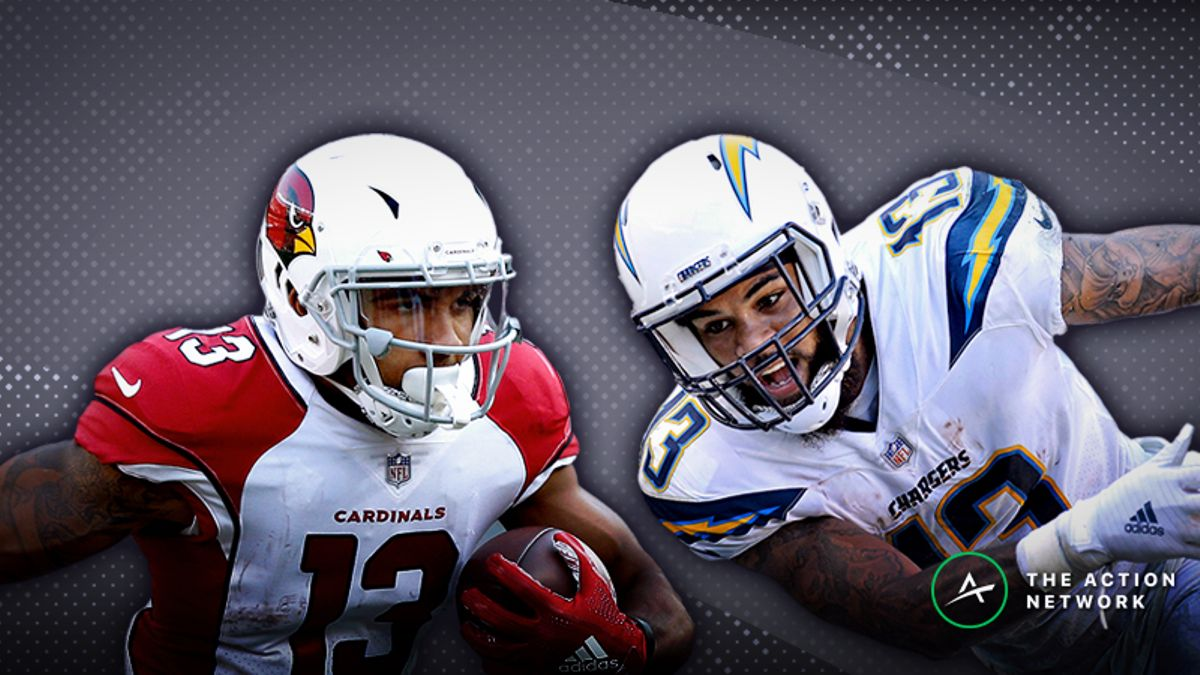 Week 7 Fantasy Football Trade Targets: Go Get Keenan Allen Before A Second-Half Breakout article feature image
