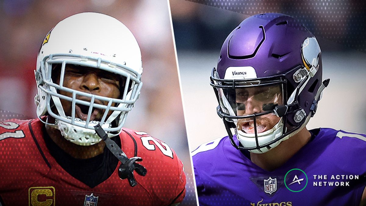 Cardinals-Vikings Betting Preview: Value in Backing a Bad Team at a Big Number? article feature image