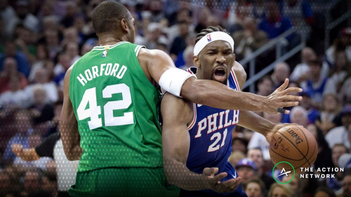 NBA Opening Night Odds for 76ers-Celtics, Thunder-Warriors article feature image