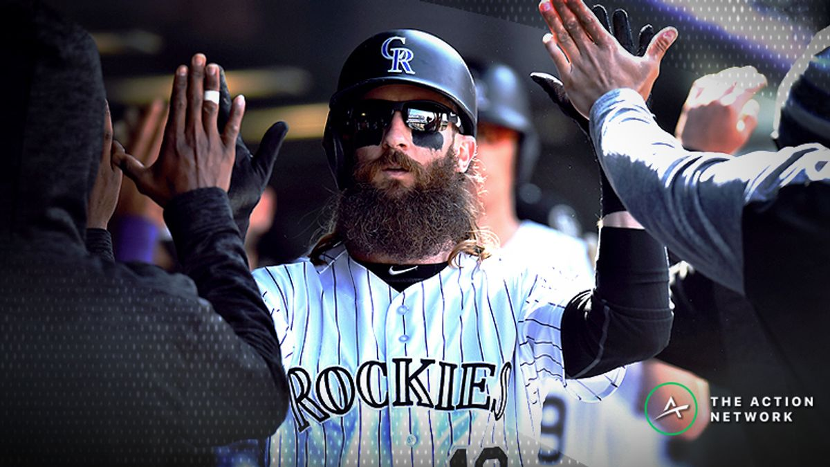 BlackJack: How I'm Betting Tuesday's NL Wild-Card Game article feature image