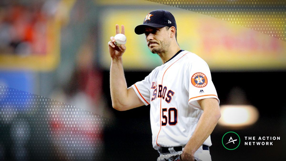 Zylbert: What Can We Expect From Charlie Morton's First Start of the Postseason? article feature image