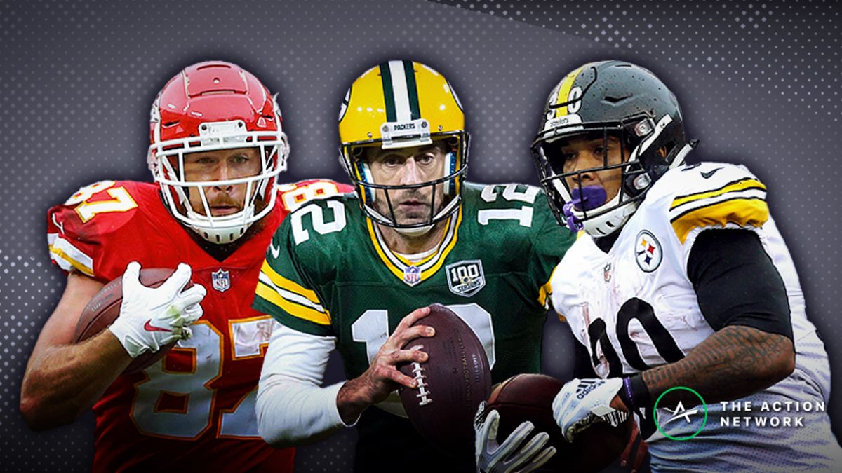 2019 Fantasy Football Rankings For Every Position: PPR, Standard, Half PPR article feature image