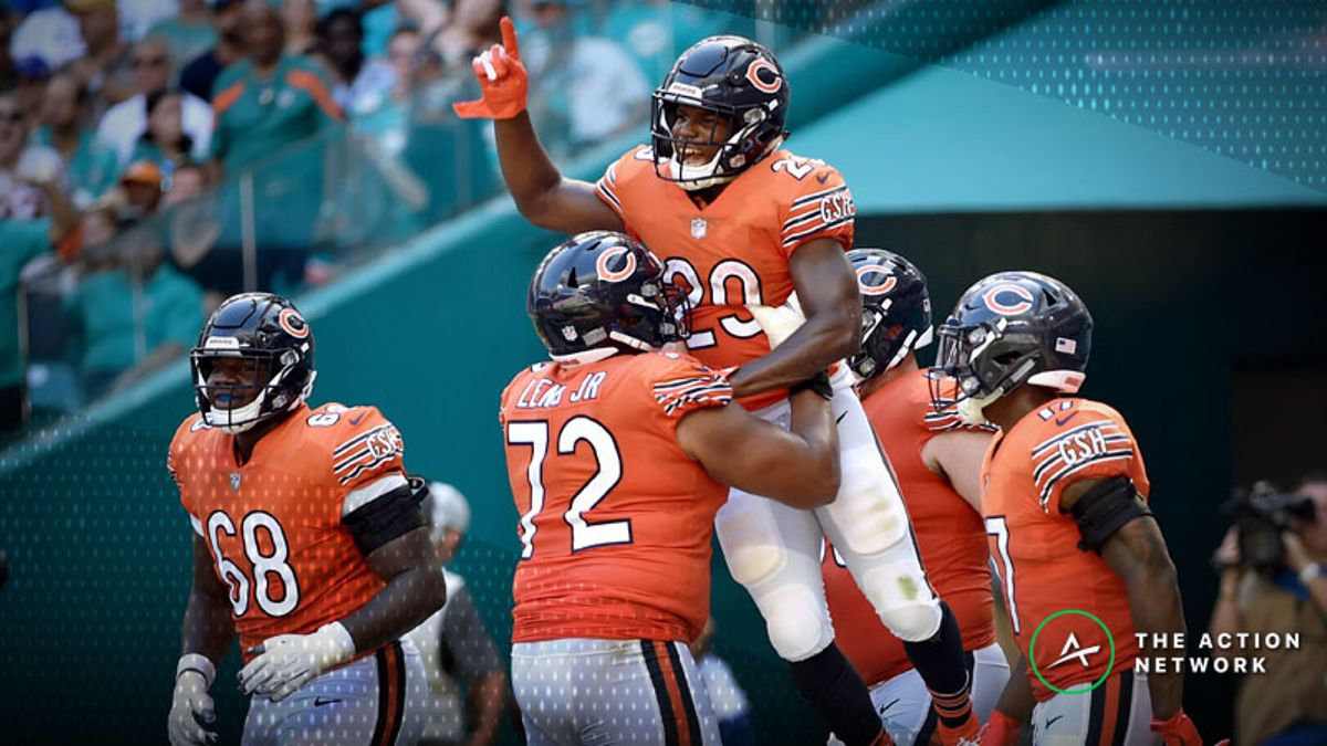 Bears, Vikings Drawing Heavy Attention at Las Vegas Sportsbooks article feature image
