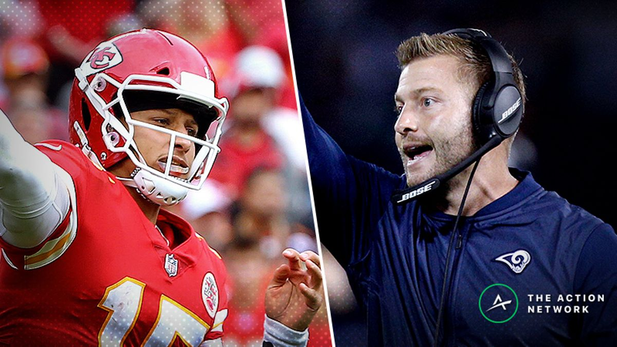 NFL Expert Picks: Chiefs-Patriots, Rams-Broncos, More Week 6 Bets article feature image