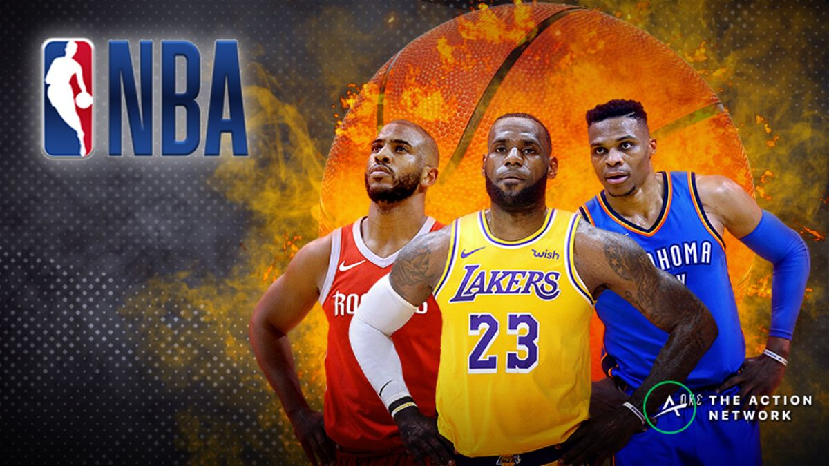 Wob: Who Would Win the NBA's Hunger Games? article feature image