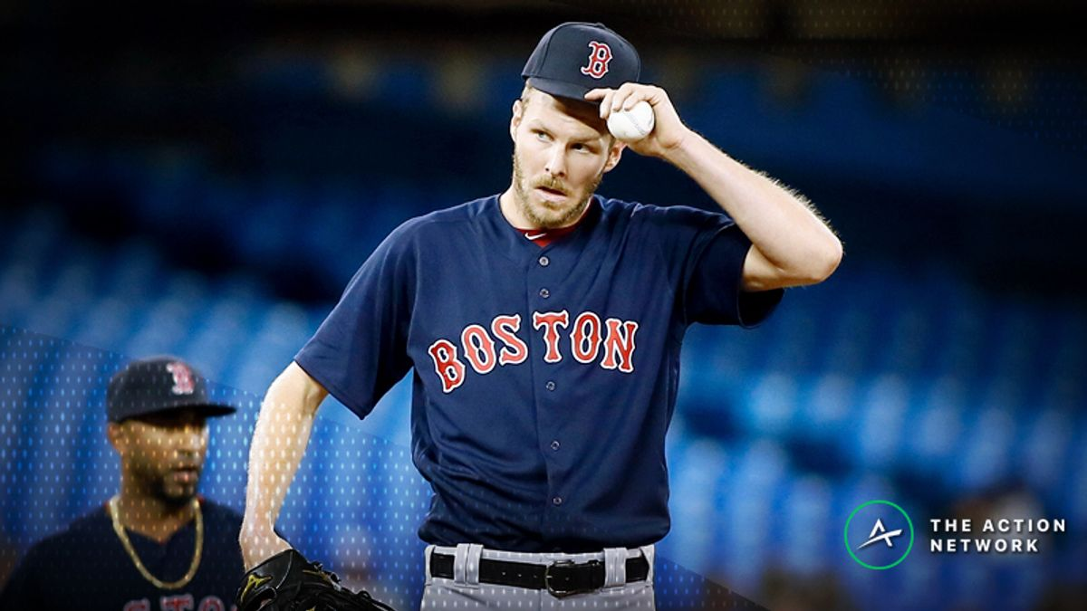 Zylbert: Which Version of Chris Sale Will We Get Tonight at Fenway? article feature image