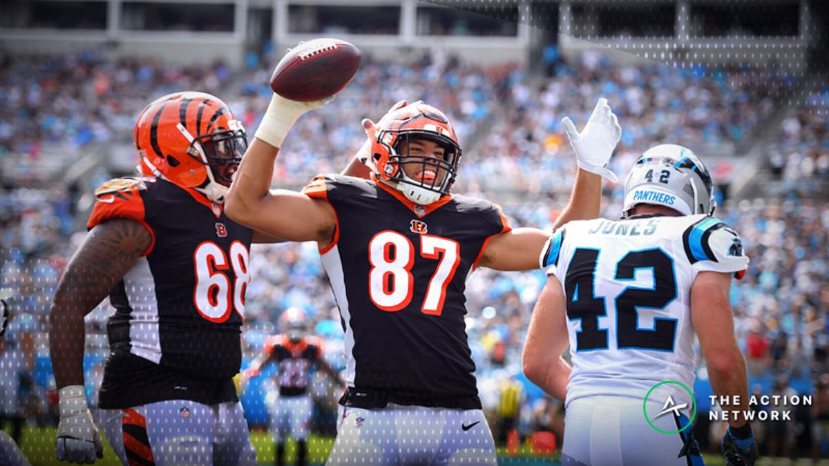 Fantasy Football TE Report: Potential Streamers, Plus Week 6's No. 1 Tight End article feature image